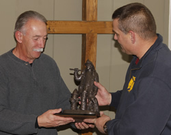 2010 Firefighter of the Year