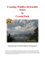 Crystal Park Defensible Space